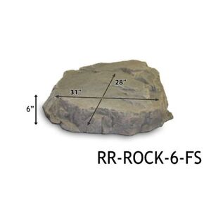 Race Ramps Rr rock 6 fs 6 Car Show display Rock Fieldstone Gray