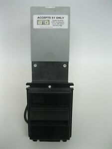 Mars Mei 2501 1 Only Bill Acceptor Validator 110v Soda Pop Bev Snack Vending
