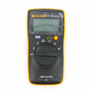 Luke 101 Portable Handheld Digital Multimeter Meter Dmm