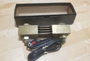 Se Company 50mv 500 Amps Electric Testing Shunt In Box With Leads