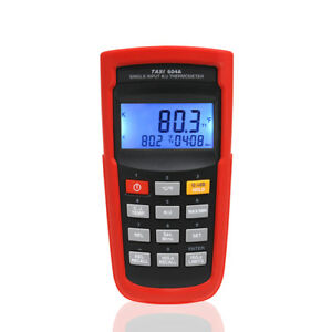 Tasi 604a Usb Interface Dc Power K type Or J type Single Channel Thermocouple