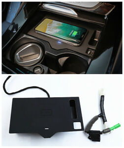 Console Storage Box Wireless Charging Charger For Bmw X3 G01 X4 G02 2018 2019