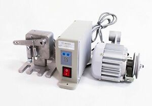 Consew Csm1000 New 3 4 Hp Brushless Servo Motor 110v Industrial Sewing Machine