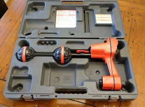 Ridgid Navitrack Scout Cable Pipe Locator Tool