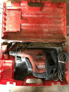 Hilti Te 40 avr Sds plus Combihammer W Active Vibration Reduction used