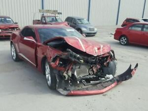 Automatic Transmission 6 Speed Ls Opt Myb Fits 15 Camaro 1157876