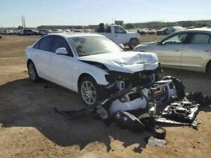 Turbo Supercharger 2 0l Fits 09 12 Audi A4 297496
