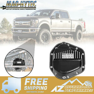 Mag Hytec Front Differential Cover Fits 99 18 Ford Superduty Excursion Dana 60