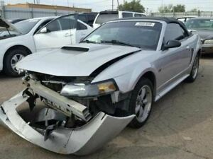 Wheel 17x8 5 Spoke Gt With Exposed Lug Nuts Fits 94 04 Mustang 282511