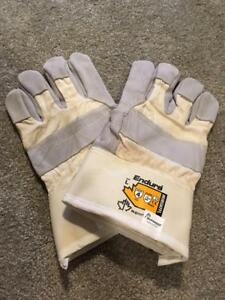 1 Dozen 12 Pair Endura Cut resistant Industrial Work Gloves W Kevlar Large