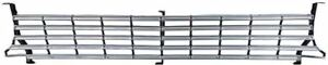 Oer 3833312 1963 Chevrolet Chevy Ii Nova Standard Grill Assembly With Brackets