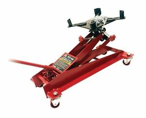 Torin Big Red Hydraulic Transmission Floor Jack 1 2 Ton 1 000 Lb Capacity