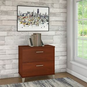 Somerset Lateral File Cabinet Hansen Cherry