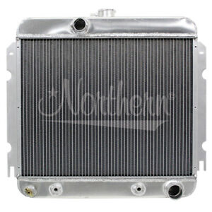 Northern 205198 Aluminum Radiator A Body Plymouth Mopar Direct Fit W V8 318 340