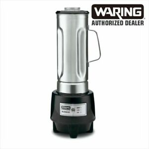Waring Commercial Hgb150 1 2 Gallon Blender W 64 Oz Ss Container Blowout