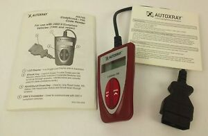 Autoxray Codescout 700 Obd Ii Code Reader Ax700 With Cd Manuel Cable