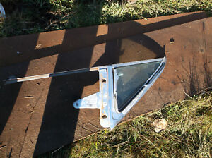 1961 1963 Thunderbird T bird Vent Wing Window Frame Rh Glass Sunx Fomoco