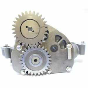 Used Oil Pump Compatible With Qsx15 3100445 Case Ih Steiger 535