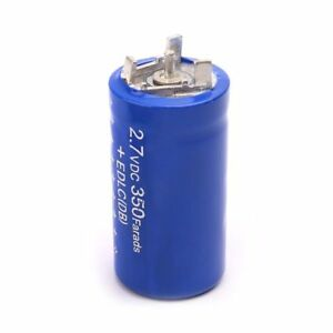 Dc 2 7v 350f Super Capacitor Farad Capacitors Volume 35x60mmelectrical Component