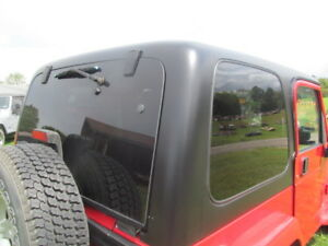 97 98 99 2000 01 02 03 04 05 06 Jeep Wrangler Tj Hard Top