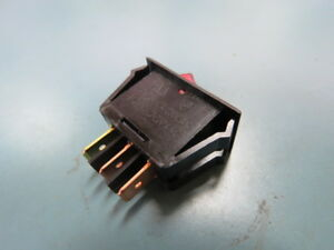 Sigma 700601 Qty Of 10 Per Lot Illuminated Rocker Switch 250v Lamp 14v