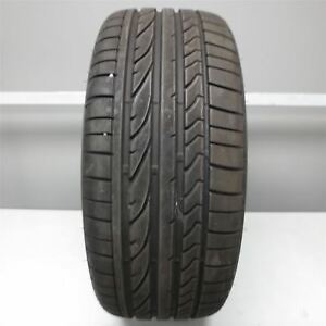 245 45r18 Bridgestone Potenza Re050a 96w Tire 9 32nd No Repairs