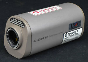 Coherent Cohu 4800 Industrial Monochrome Solid State Ccd Camera 0216 219 00