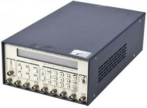 Stanford Research Systems Model Dg535 Four Channel Digital Delay Pulse Generator