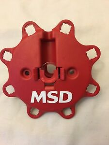 Msd Distributor Cap Ford Mustang Top Cap Only