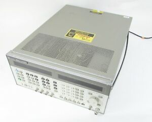 Hp Agilent 8644a Synthesized Signal Generator 0 26 1030 Mhz