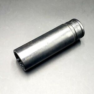 Snap On 1 2 Drive 12 Point Sae 3 4 Flank Drive Deep Socket Usa Made Gs241