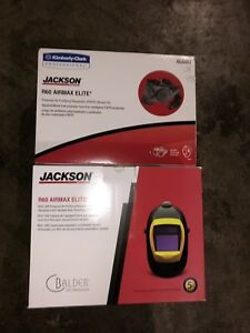 Jackson R60 Air Max Elite Papr Helmet And Respirator brand New