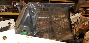 Bobcat 743 743b 741 742 Enclosed Cab Soft Cab Vinyl Enclosure