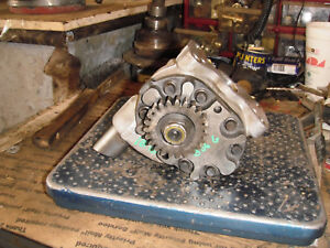 Ih Farmall Hydraulic Pump 706 766 856 1086 06 26 56 66 68 86 Lot 1870