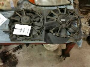 Radiator Fan Motor Assembly 3 4l Fits 2001 Grand Am 445376