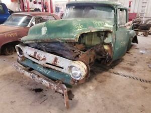 1956 Ford F100 Manual 4 Speed Transmission Only 4x2 6 272 475111