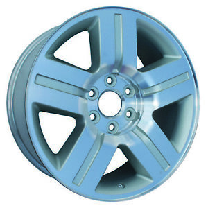 05291 New Compatible 20in Wheel Fits Chevrolet Silverado 1500 2007 2011 Machined