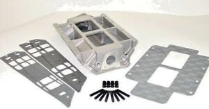 The Blower Shop 2511 Big Block Chevy Intake Manifold 71 Series Blowers 9 8 Deck