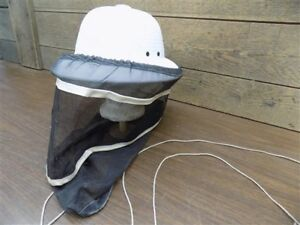 Beekeeping Hat Netting Mosquito Helmet Insect Repellant Sun Protection Miners