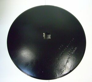 Disc Smooth Style 5 16 1 Or 1 1 8 Square Shaft Harrow Bearing Cutting Blade