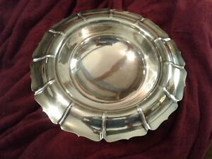 Watson Sterling Silver Footed Centerpiece Bowl