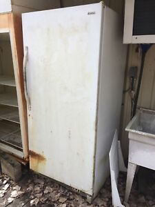 2 Used Commercial Upright Freezers