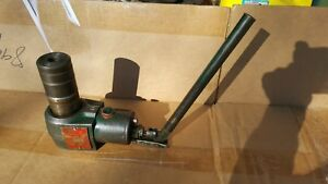 Felco Hydraulic Jack 10 Ton Precision 1 52 Lift Low Clearance Machinery Move