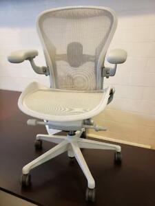 Herman Miller Aeron remastered Ergonomic Office Task Chair Fu