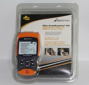 Actron Cp9690 Elite Autoscanner Kit Enhanced Obd I And Obd2 Scan Tool