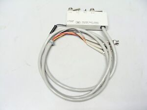 Hp Agilent 16048d Test Lead Fixture Bnc Cable Set For 4284a Precision Lcr Meter