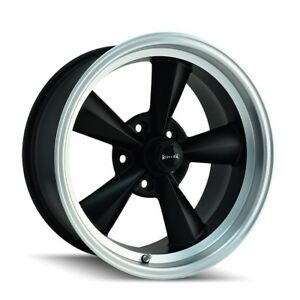 Cpp Ridler 675 Wheels 17x7 Fits Dodge Charger Coronet Dart