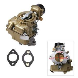 Carburetor For 1975 1982 Ford 240 250 300 Yf C1yf 6 Cil Vacuum Carter Carb 4wd