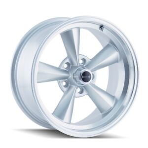 Cpp Ridler 675 Wheels 15x7 Fits Chevy Impala Chevelle Ss