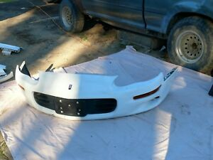 1998 1999 2000 2001 2002 Chevrolet Camaro Rs Z28 Front Bumper Cover Pad
